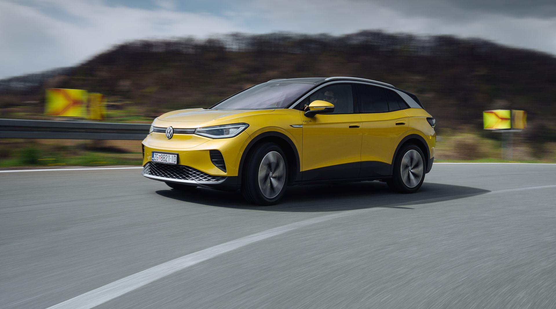 Električni Volkswagen ID.4 je Svjetski automobil 2021. godine