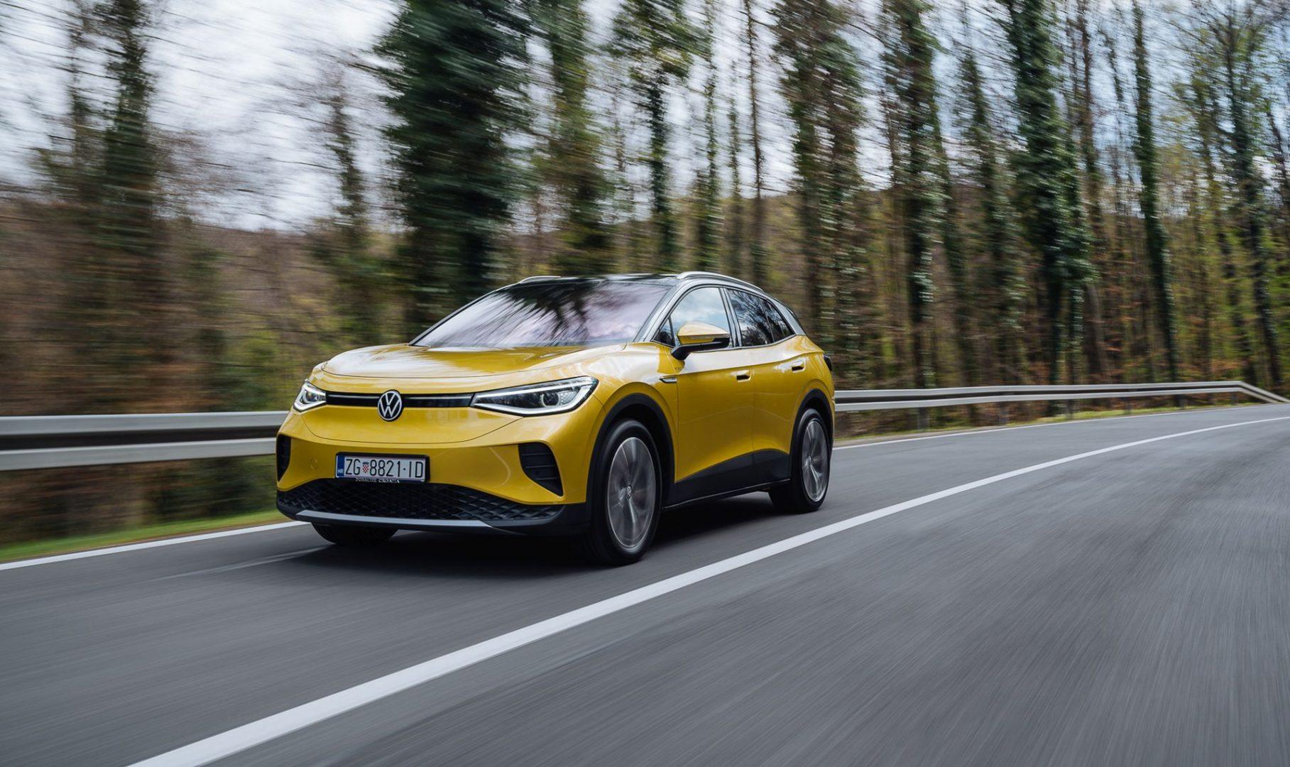 Stigao je prvi električni SUV iz Volkswagena: ID.4 je u ponudi s tri snage motora i dvije veličine baterija