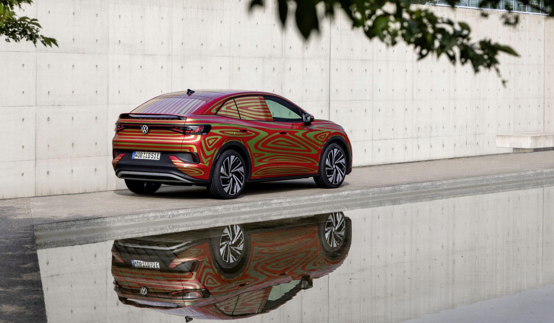 Volkswagen će na IAA predstaviti prvi električni coupe SUV ID.5 GTX
