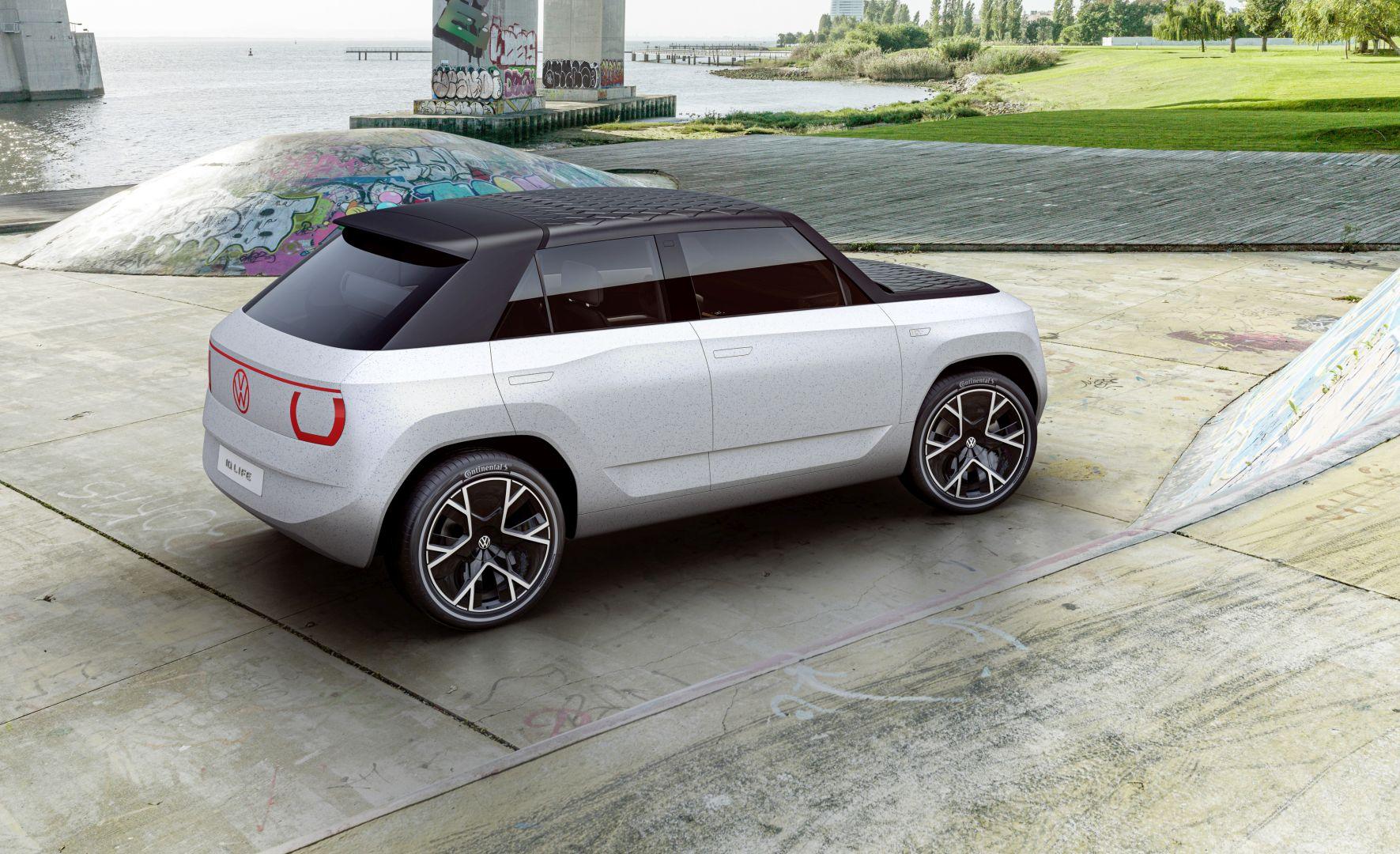 ID.Life je električni koncept gradskog automobila za manje od 20.000 eura