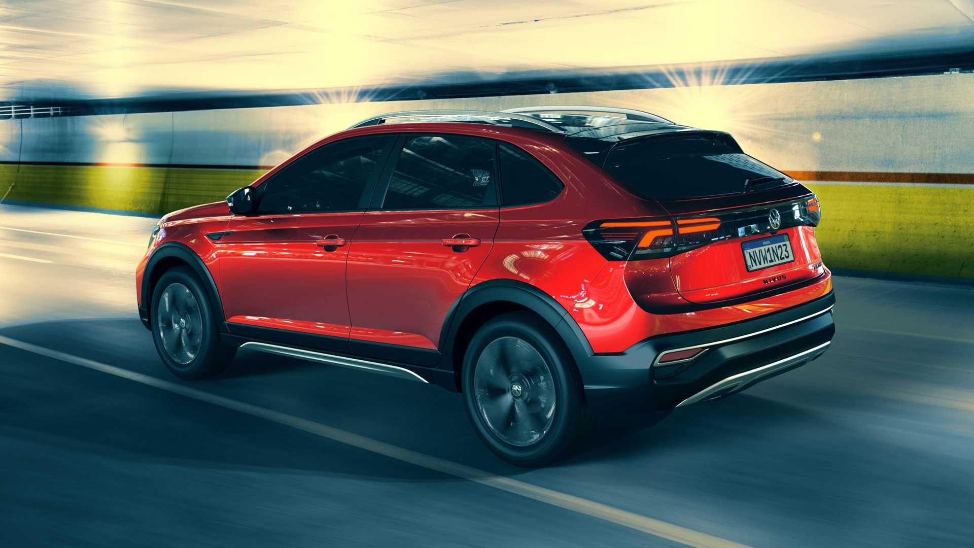 Volkswagena Nivus je kompaktni coupe SUV koji kod nas stiže sljedeće godine