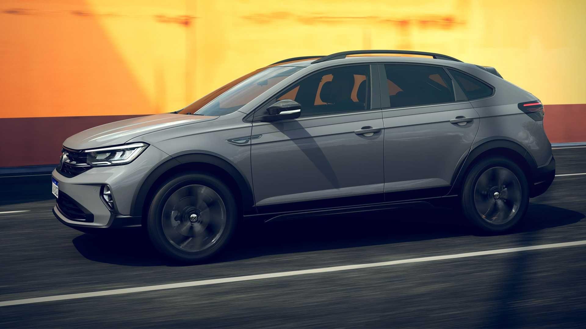 Volkswagena Nivus je kompaktni coupe SUV koji kod nas ...