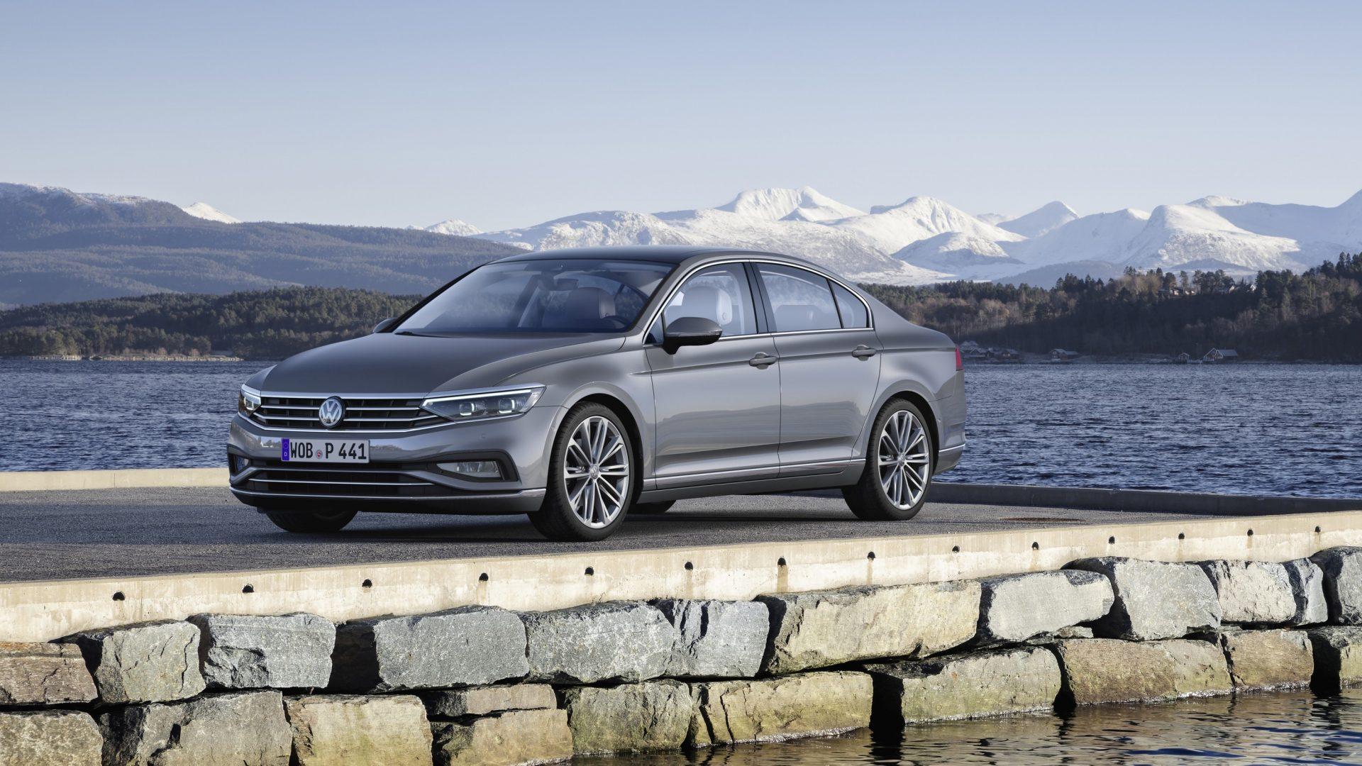 Novi VW Passat
