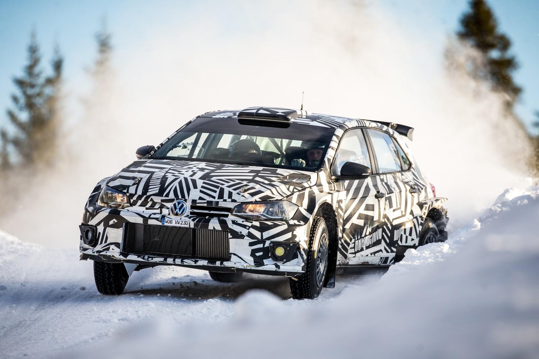 Volkswagen Polo GTI R5 prošao ledeni test