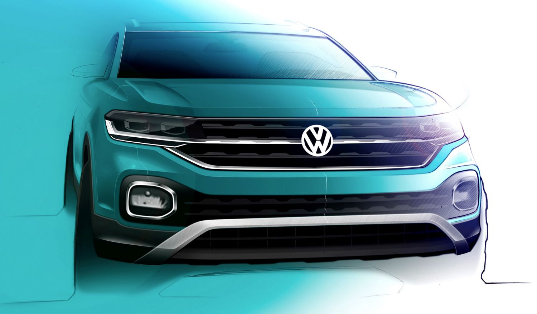 Svjetska premijera: Volkswagen T-Cross
