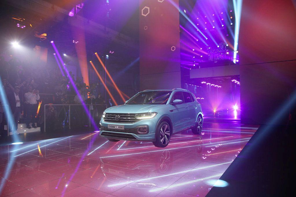 Najmanji član VW SUV obitelji predstavljen u Amsterdamu