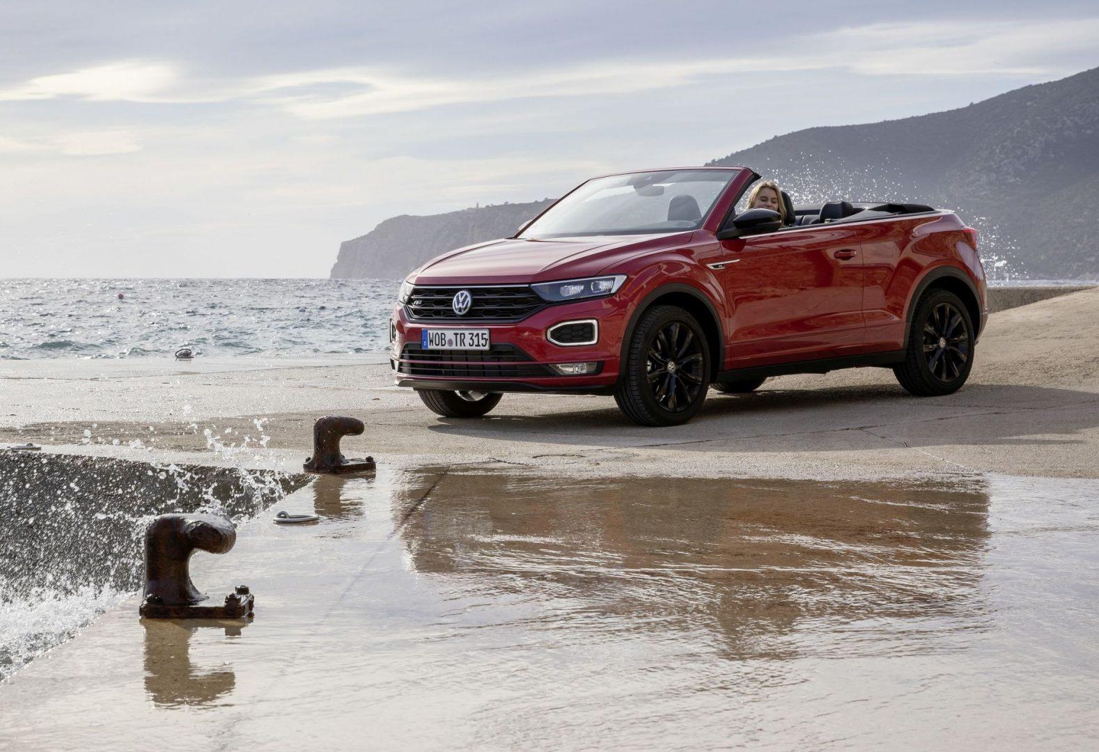 Bez krova na visokoj peti: Novi Volkswagen T-Roc Cabriolet stiže u svibnju