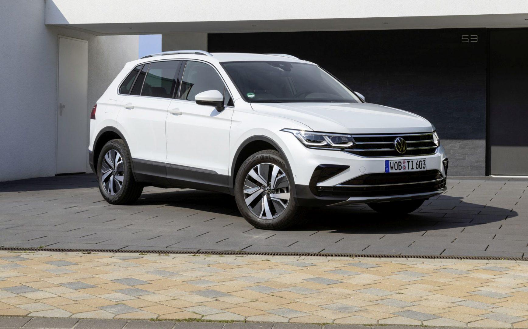 Stigao je plug-in hibrid Volkswagen Tiguan eHybrid s 245 KS