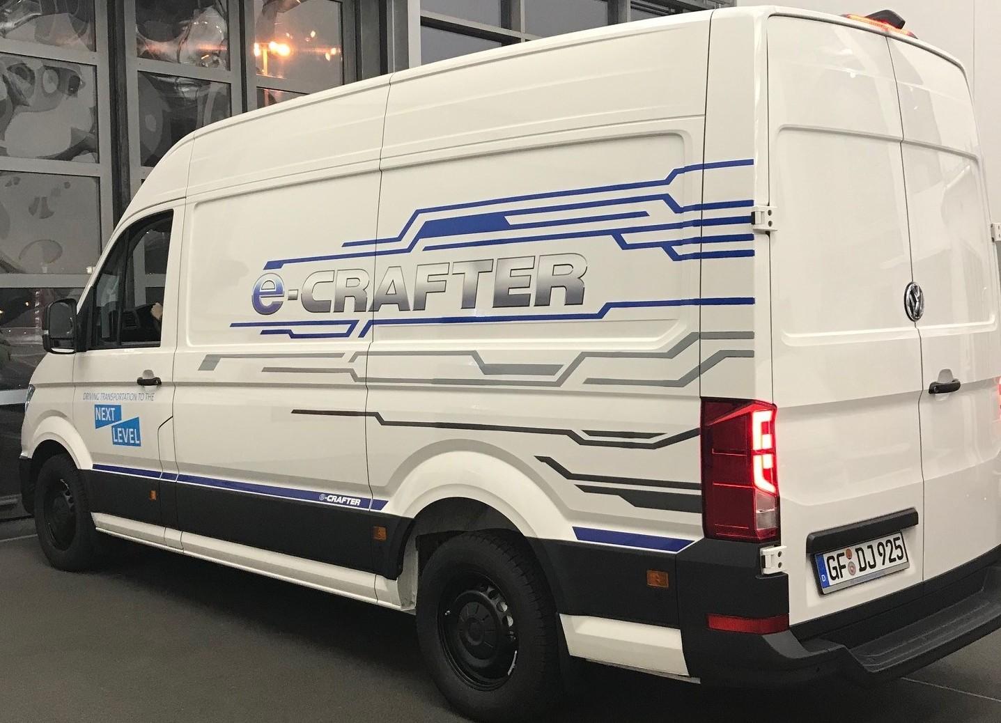 Prva iskustva: električni Volkswagen e-Crafter u rukama kupaca