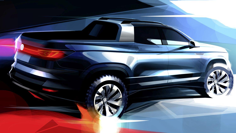 Volkswagen na São Paulo International Motor Show predstavlja novi pickup