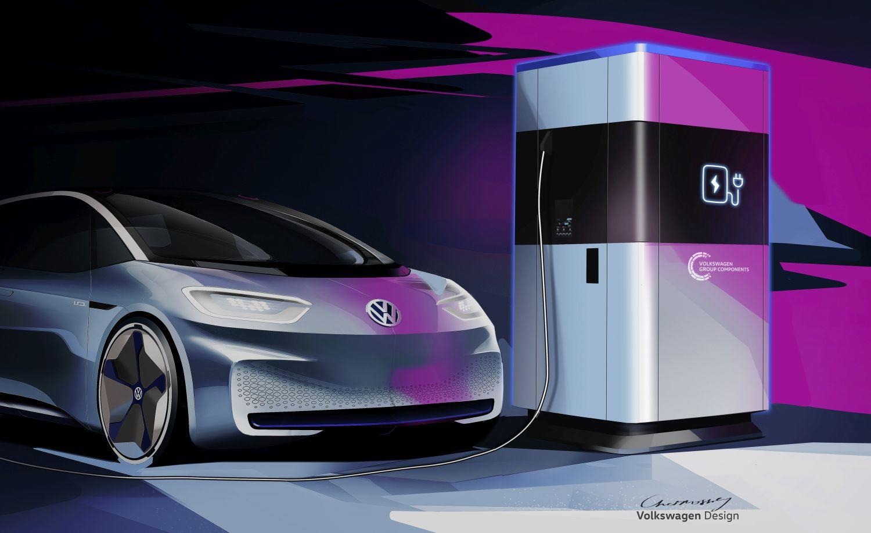 Svjetska premijera: Volkswagenova mobilna stanica za punjenje