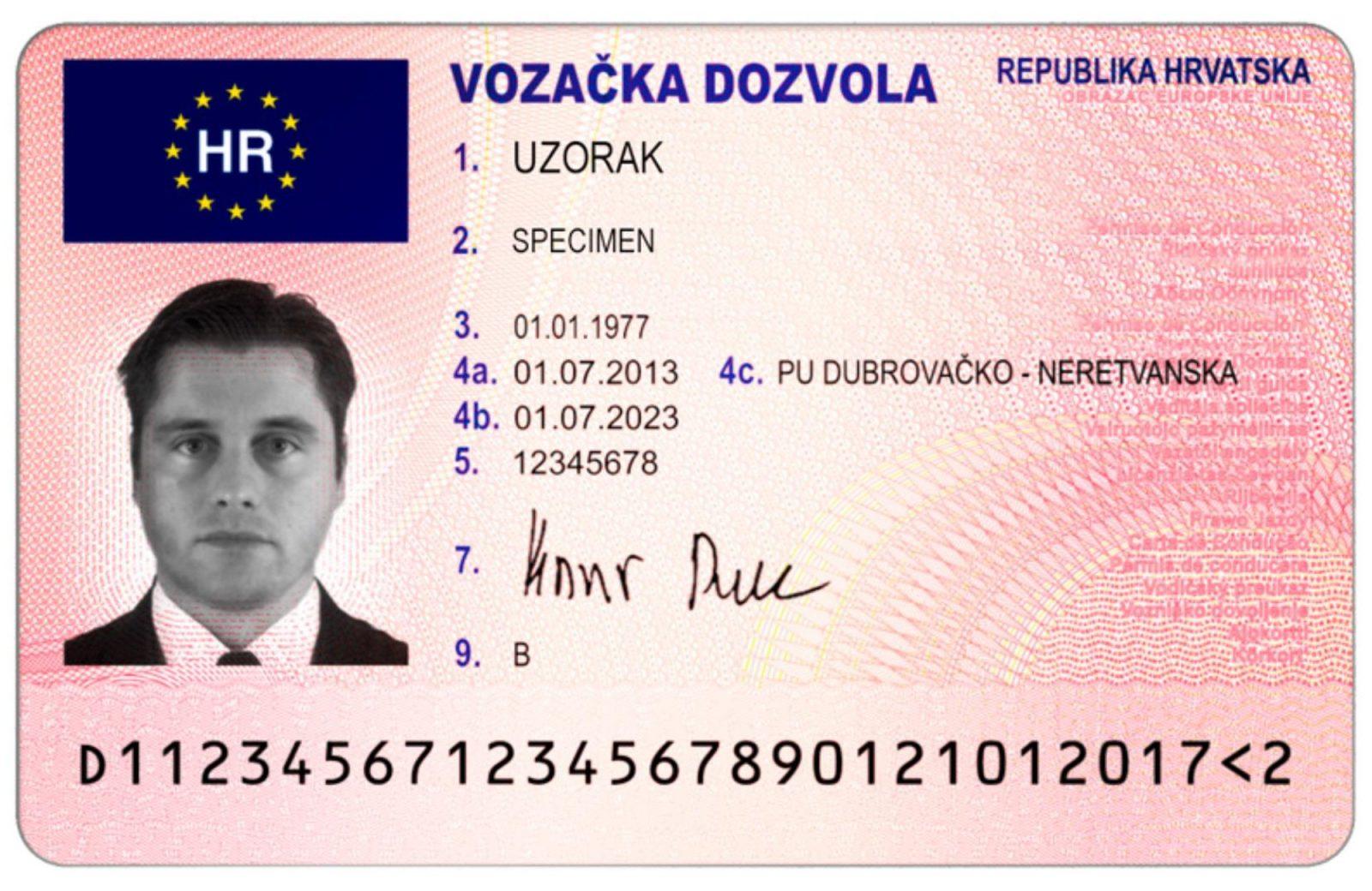 Zahtjev za vozačku dozvolu moguć i elektroničkim putem