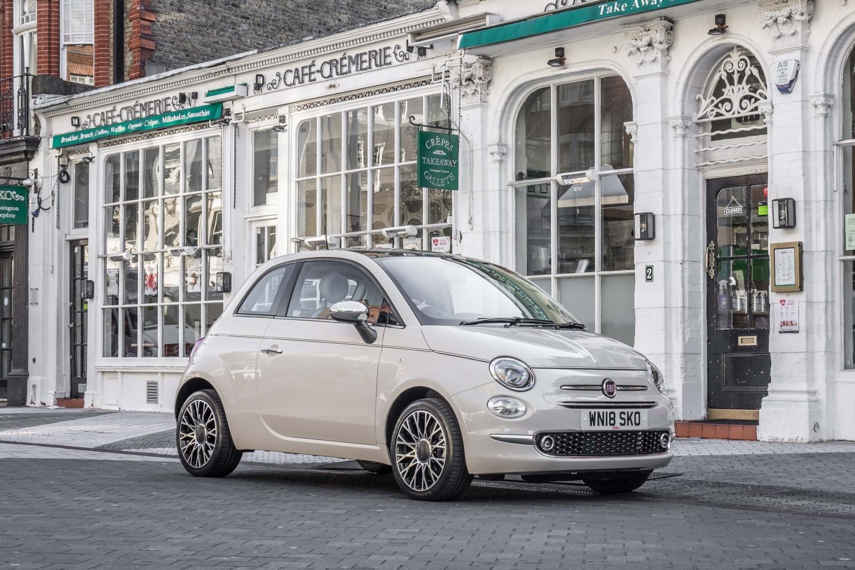 Kako vi zovete svoj Fiat 500?