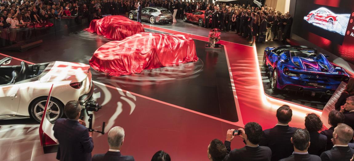 Počeo je Ženevski auto salon, ovo su premijerno predstavljeni modeli