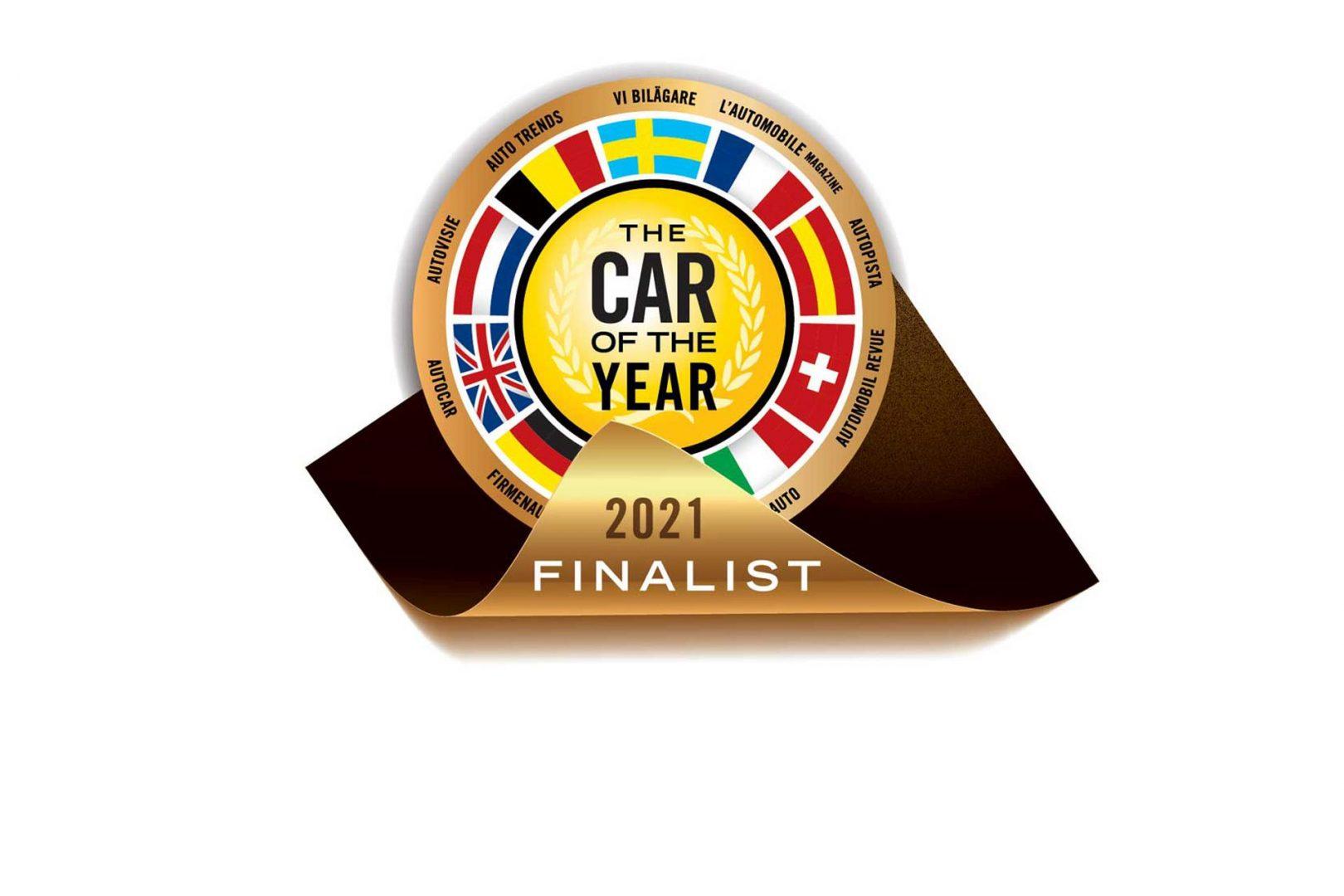 Objavljeno je sedam finalista za Europski automobil godine 2021.