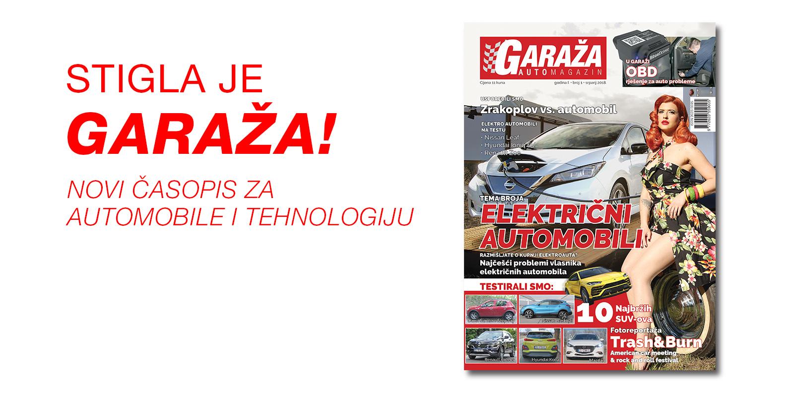 Stvarni problemi vozača električnih automobila u časopisu Garaža