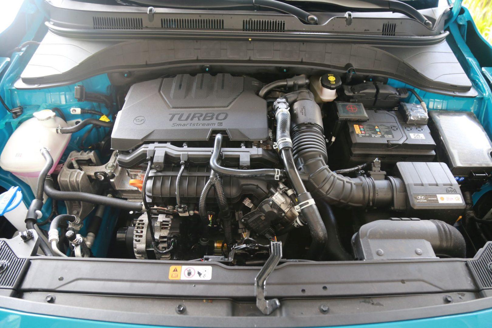 Konin turbo benzinac od 998 ccm ugodno će iznenaditi i skeptike prema trocilindrašima