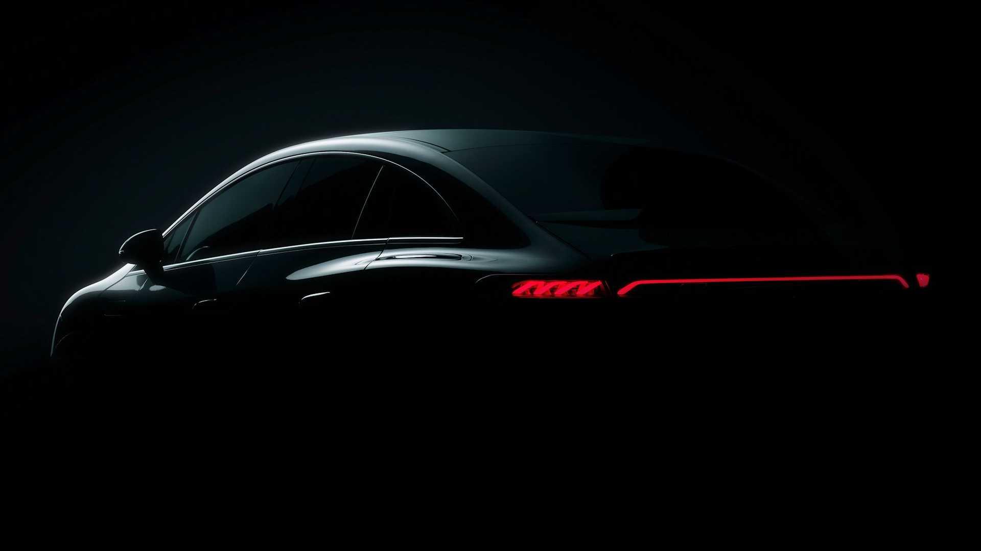 Novi električni Mercedes EQE najavljen za predstavljanje na Salonu u Münchenu