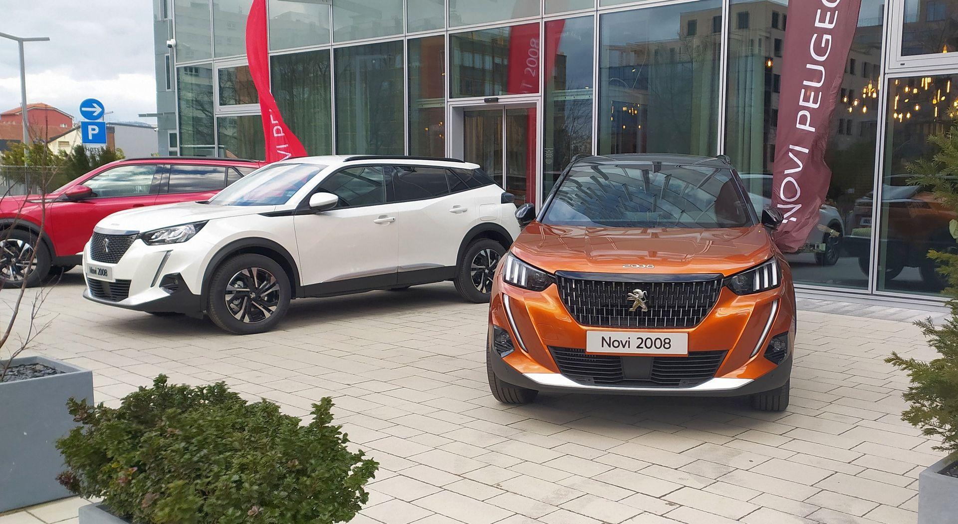 Počela je prodaja novog Peugeota 2008 na našem tržištu, a cijene započinju od 138.990 kn