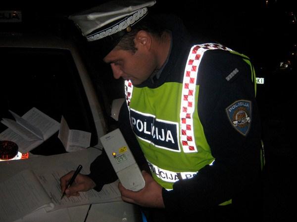 Postupanje policije kod prometnih nesreća s teško ozlijeđenim osobama