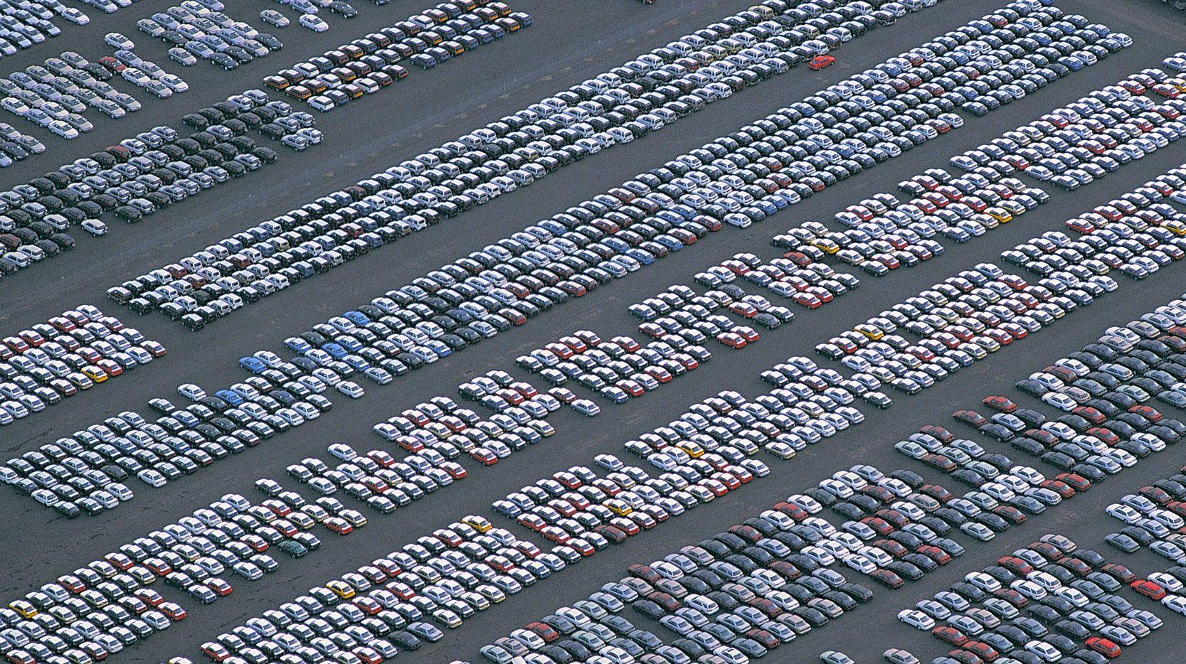 Rast prodaje novih automobila u ožujku preko 50 %, no riječ je o umjetnom rastu