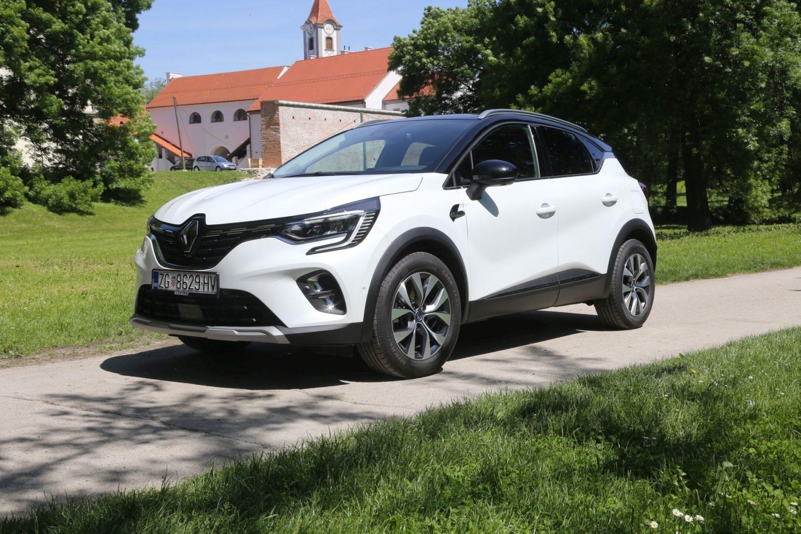 TEST: Renault Captur 1.6 E-Tech Plug-in Hybrid 160 Intens