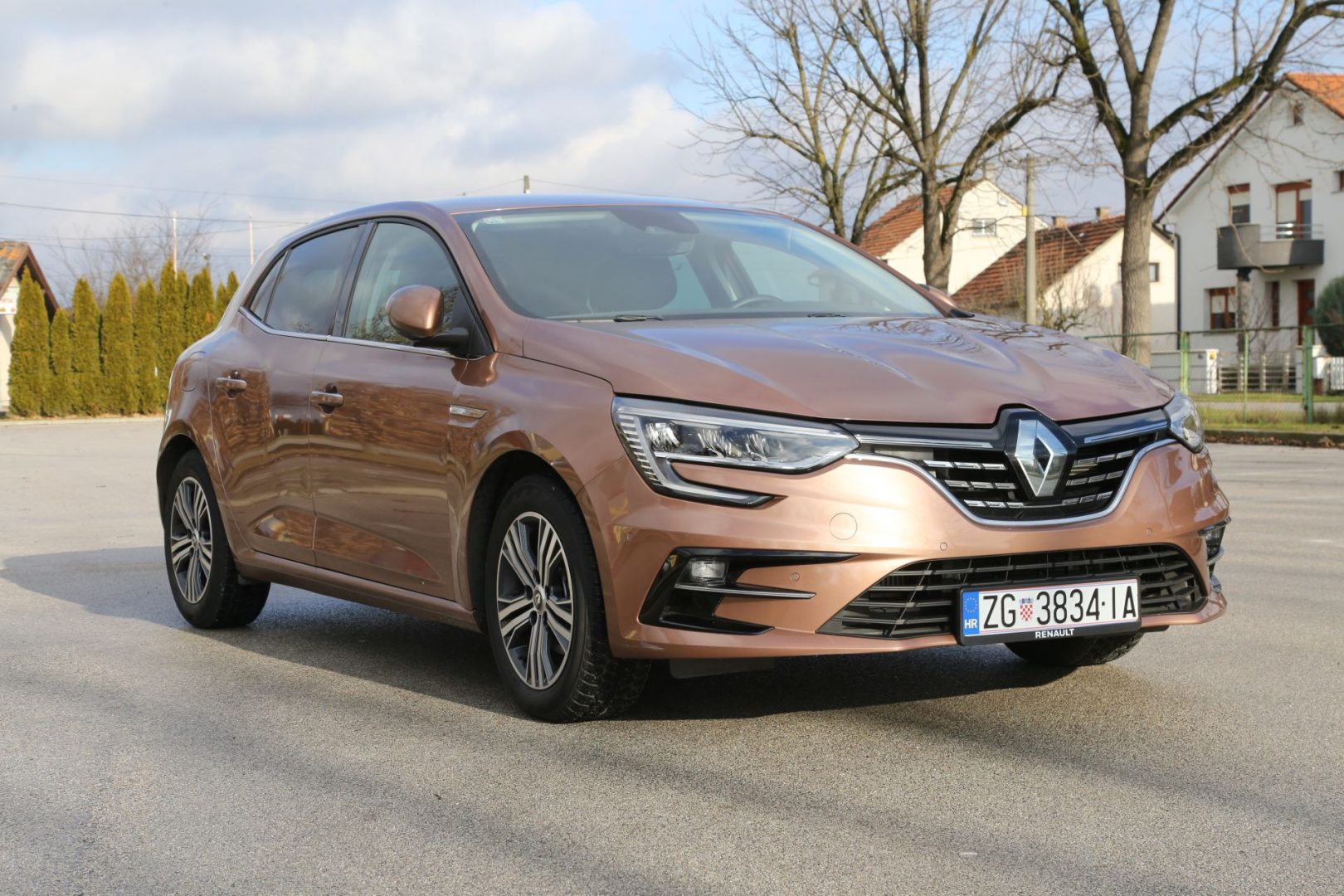 TEST: Renault Megane 1.3 TCe 140 EDC – Malene preinake za dojmljiviji nastup
