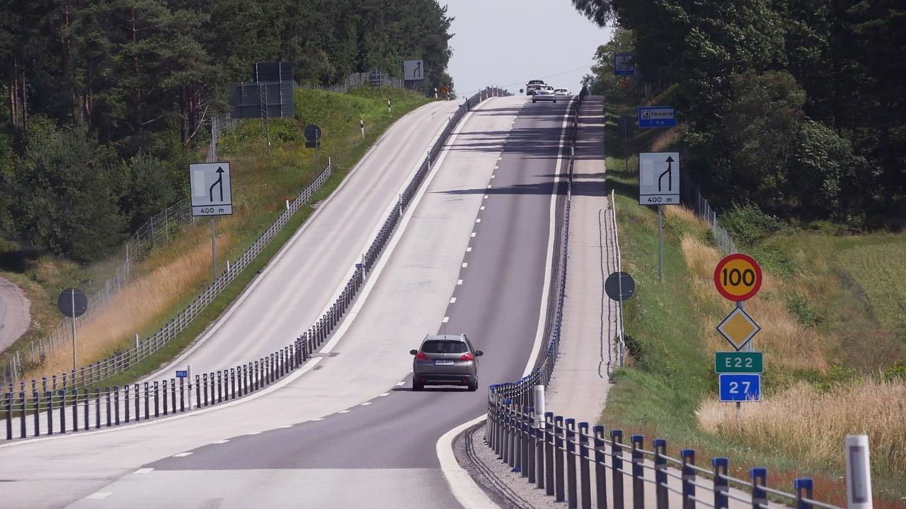 Kako se vozi u Švedskoj