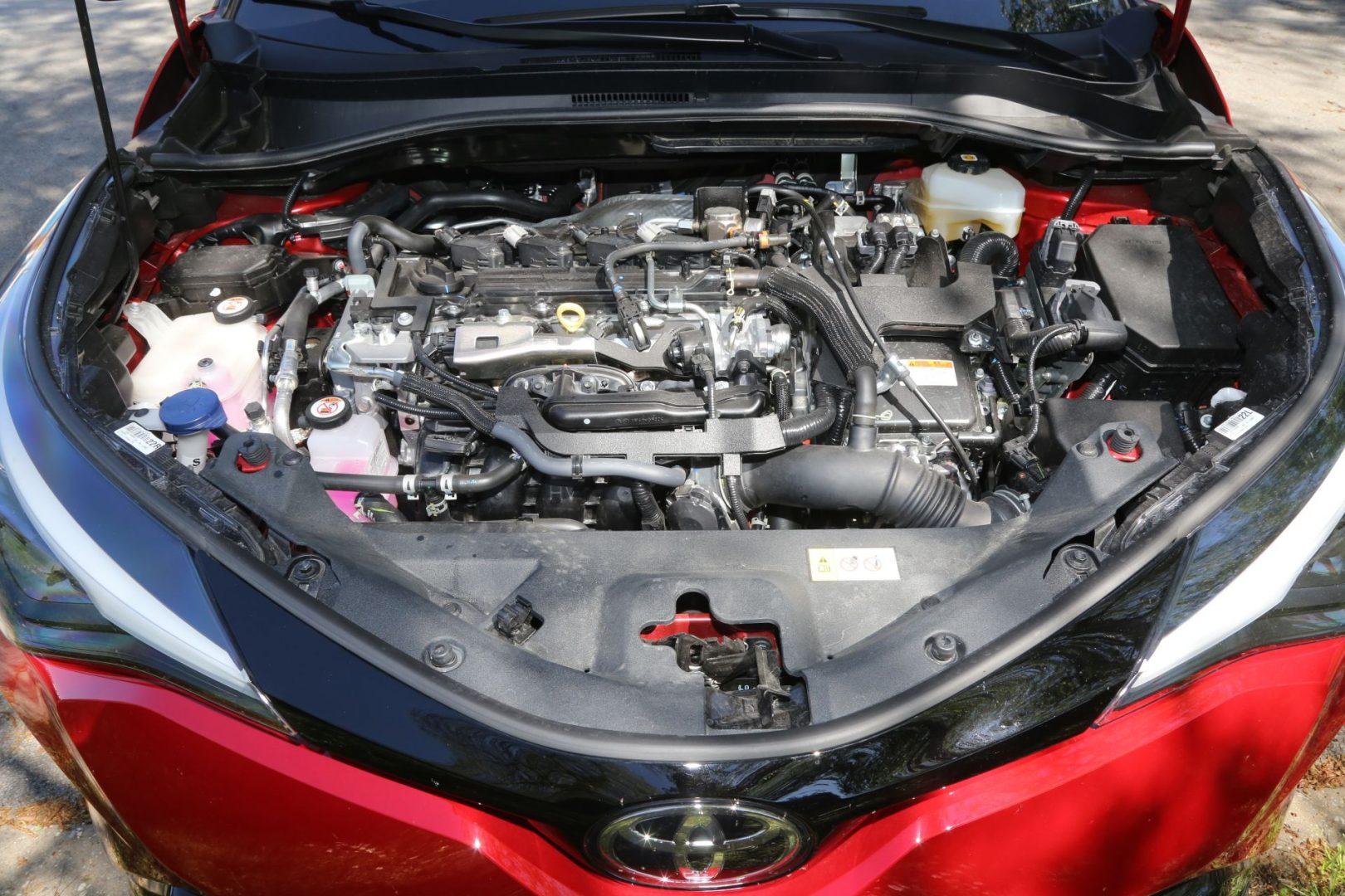 Kombinacija benzinca i elektromotora zajedno razvija snagu od 184 KS