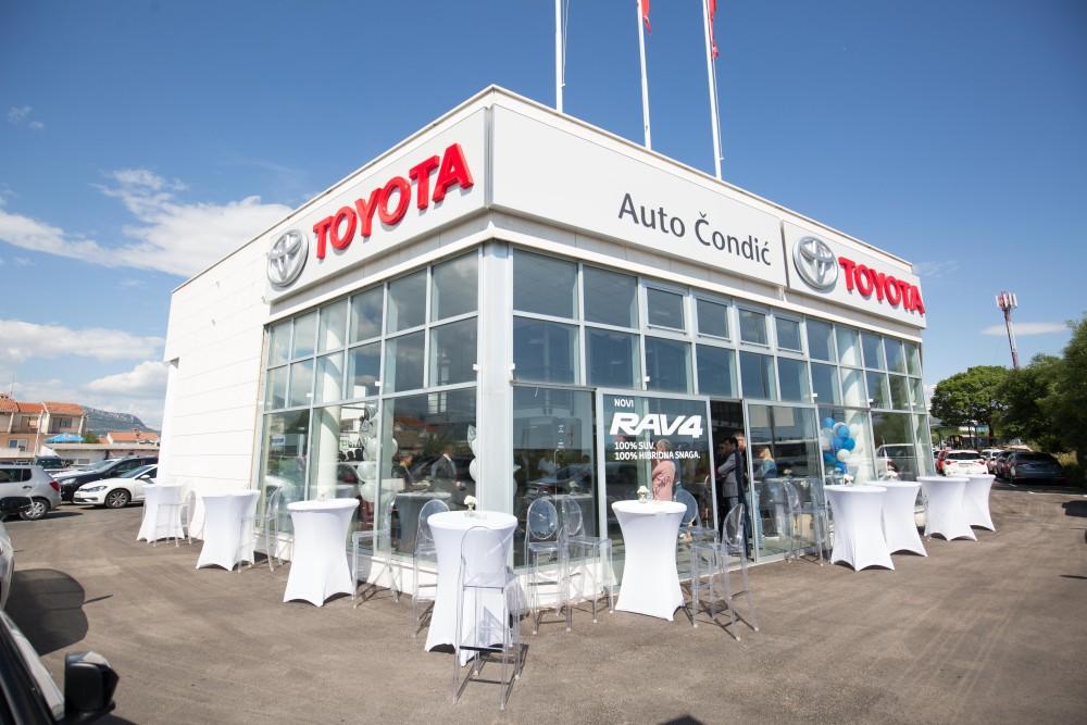 Split dobio novoobnovljeni Toyota centar