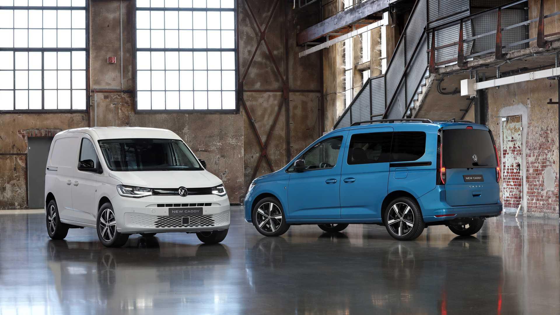 Predstavljen je VW Caddy 5. generacije – više prostora i više tehnologije