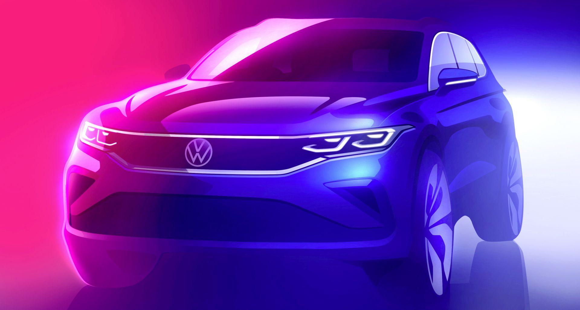 Tiguan je najprodavaniji Volkswagen model u 2019. godini, a uskoro stiže i facelift