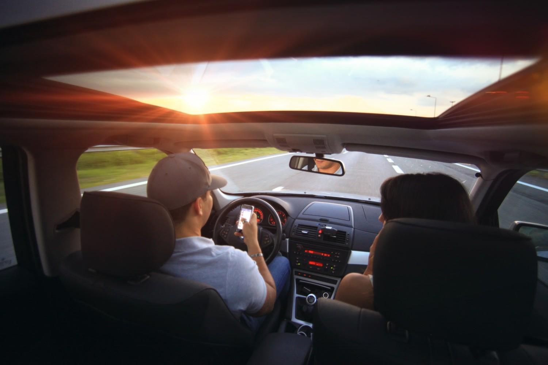 Reklame u vozilu tijekom vožnje? Jel to moguće?